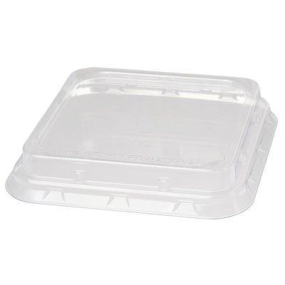 box bagasse lock transparent 900ml