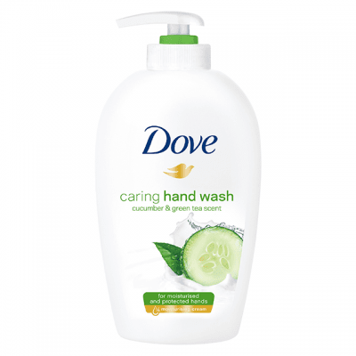 Dove Fresh Touch Pumptvål 250ml
